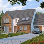 Maison 5 pièces + Terrain D'Huison-Longueville