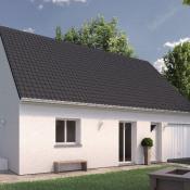 Maison 3 pièces + Terrain Acquigny