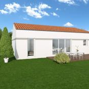 Maison 4 pièces + Terrain Saint-Maixent-sur-Vie