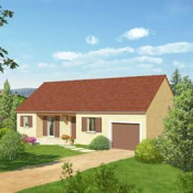 Maison 5 pièces + Terrain Lamarche sur Saône