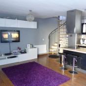 Noisy le Sec, Duplex 3 pièces, 52,21 m2