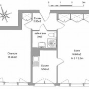 location Appartement 2 pièces Ferney Voltaire