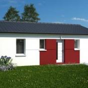 Maison 3 pièces + Terrain Coutras