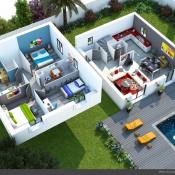 Maison 5 pièces + Terrain Sollies Toucas
