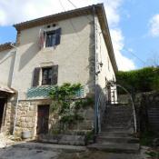 Vernoux en Vivarais, Maison en pierre 7 pièces, 122 m2
