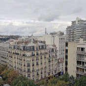 Vente appartement Paris 15ème