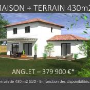 Maison 4 pièces + Terrain Anglet
