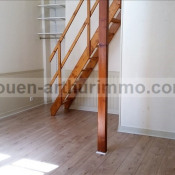 Location appartement Rouen 435€ CC - Photo 3