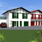 Maison avec terrain Urrugne 96 m²