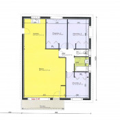 Maison 5 pièces + Terrain Plaisance-du-Touch