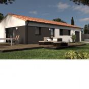 Maison 4 pièces + Terrain Castelnau d'Estrétefonds