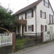 Mosbach, House / Villa 7 rooms,