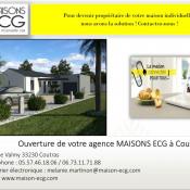 Terrain 212 m² Coutras (33230)