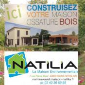 Terrain 371 m² Malville (44260)