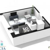 vente Appartement 1 pièce Malzeville