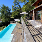 Lahonce, Maison contemporaine 7 pièces, 256 m2