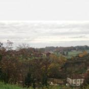 Terrain 998 m² Bergerac (24100)