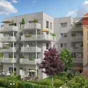 Décines Charpieu, Apartamento 3 assoalhadas, 57,92 m2