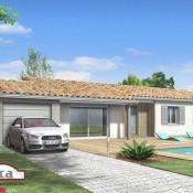 Maison 3 pièces + Terrain Montussan