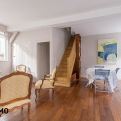 Boulogne Billancourt, Трехуровневая квартира 8 комнаты, 164 m2
