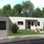 Maison 4 pièces + Terrain Cadillac-en-Fronsadais