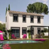 Terrain 820 m² Saint Thibery (34630)