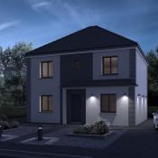 Maison avec terrain Écos 105 m²