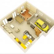Maison 4 pièces + Terrain Saint Didier de Formans