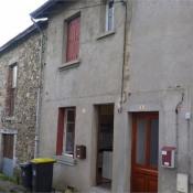 Celles sur Durolle, Maison de village 4 pièces, 44 m2