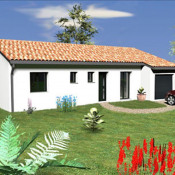 Maison 4 pièces + Terrain Montberon