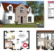 Terrain 662 m² Le Perchay (95450)