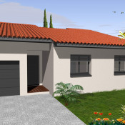 Maison 2 pièces + Terrain Espira-de-l'Agly