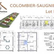 Maison 4 pièces + Terrain Colombier-Saugnieu