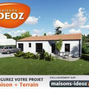 Maison 4 pièces + Terrain Saint-Denis-d'Oléron
