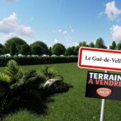 Terrain 996 m² Le Gué-de-Velluire (85770)