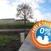 Terrain 615 m² Monnières (44690)