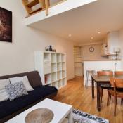 Paris 6ème, Duplex 2 pièces, 42 m2