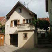 vente Maison / Villa 3 pièces Rosheim