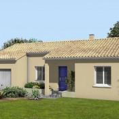 Maison 3 pièces + Terrain Brem-sur-Mer