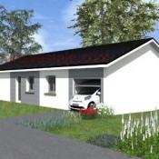 Maison 5 pièces + Terrain Bourg-Saint-Andéol