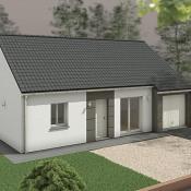 Maison 3 pièces + Terrain Bourg-Achard