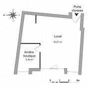 Romans sur Isère,  assoalhadas, 36 m2