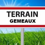 Terrain 491 m² Gémeaux (21120)