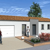 Maison 3 pièces + Terrain Thouars