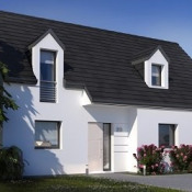 Maison 4 pièces + Terrain Saint-Vrain