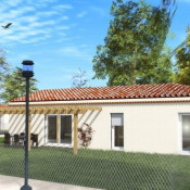 Maison 3 pièces + Terrain Donzère