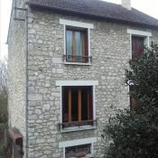 Bonnières sur Seine, Maison en pierre 5 pièces, 100 m2