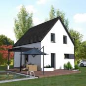 Maison 5 pièces + Terrain Geiswasser