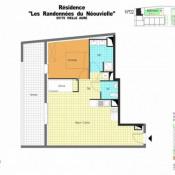 Paris 1er, Apartamento 2 assoalhadas, 52 m2
