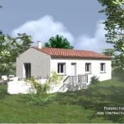 Maison 3 pièces + Terrain Sainte-Anastasie-sur-Issole